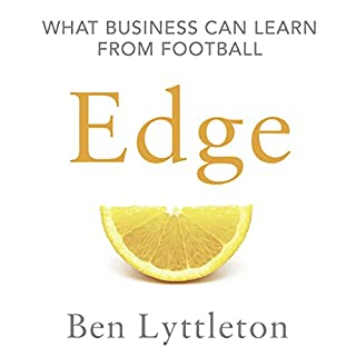 Edge: What Business Can Learn from Football cover art