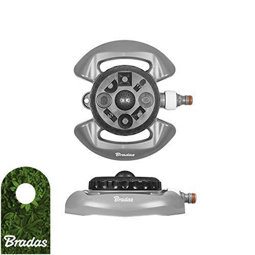 Bradas Blf25WL Z15Whiteline 8Fonction Jardin Arroseur Automatique Arroseur Arroseur d'irrigation, Gris, 10,2cm X 4X 1/5,1cm