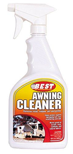 Propack 52032 RV Trailer Camper Cleaners Awning Cleaner 32 Oz. (1)