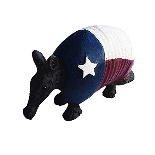 MUYU Magnet 3D Armadillo of Chile Souvenir Gift Home Office Table Desktop Decoration Ornament Statue