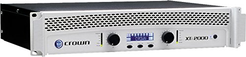 Buy Discount Crown XTI 2000 Power Amp