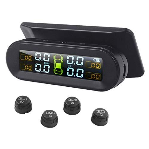 balikha Drahtlose Reifendrucküberwachungssystem für Wohnmobile MPV SUV Limousinen Minivans - Wireless