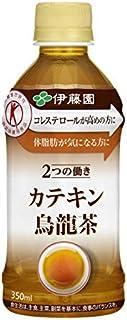 伊藤園 2つの働きカテキン烏龍茶 350ml×2ケース(合計48本)