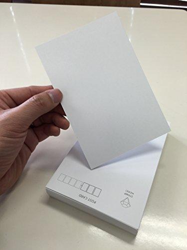 『100枚入り ポストカード印刷用 宛名面はがき(1面)』のトップ画像