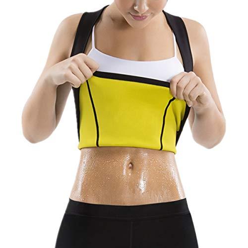 Svello Sweat Waist Trimmer Fat Burner Belly Tummy Waist Slim Belt/hot Shaper Slim Belt/Super Stretch/Premium Waist Trimmer for Men & Women - (Size M, L, XL, XXL, 3XL & 4XL) Slimming Belt (Black) (L)
