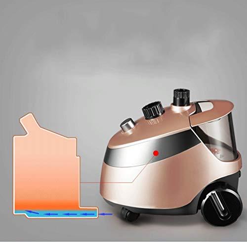 GONGFF Wäschedampfer, Dampfbehang HoMachine Holding Hanging Vertikale Bügelmaschine Bügelmaschine Bügeln Kleidung, A, Konventionell