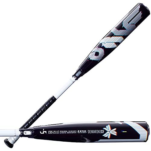 """DeMarini 2021 CF Glitch (-5) 2 5/8"""" USSSA Baseball Bat - 32""""/27 oz -  WTDXCB5 2732-GL"""