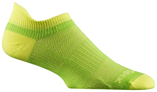 Wrightsock Coolmesh II Tab Sock - Lime Small