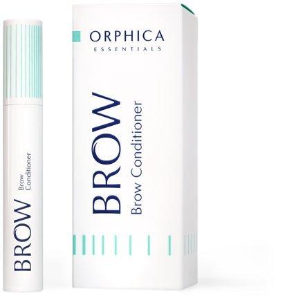 ORPHICA BROW Augenbrauen Serum für Dichte, Starke und Volle Augenbrauen, Formel für sichtbares Wachstum, Booster Hair Growth Gel, Augenbrauen Farbe Verbesserung, Augenbrauenpflege, 4 ml