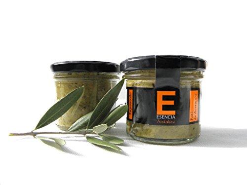 Tapenade Aceituna Verde con Aceite de Oliva 110gr Esencia Andalusí