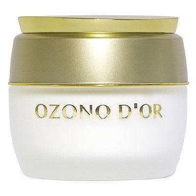 OZONO DOR. Crema facial anti-edad de Noche 50 g. Es una crema NATURAL de Ozono anti-arrugas