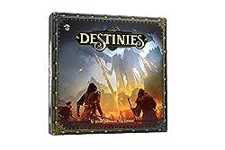 Destinies è un core game competitivo che conduce i giocatori in un'emozionante avventura narrativa Il gioco è ambientato in un mondo intenso, ricco di storie oscure, epici personaggi e misteri da risolvere L'app permette un'esperienza profonda di nar...