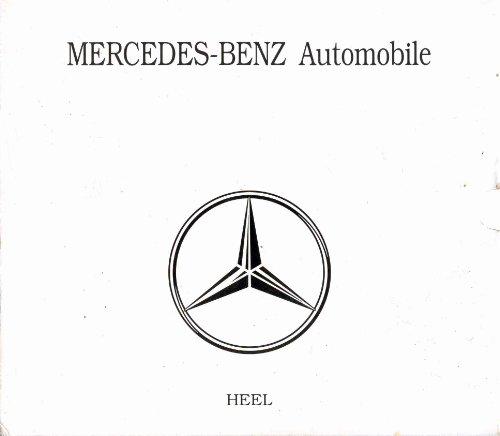 Mercedes-Benz-Automobile. Vom 28/95 zum SSKL (1913-33) /Vom Nürburg zum 540K (1929-43) /Vom 170V zum 300SL (1935-63) /Vom 190SL zum 300SEL (1953-71) ... 6,9 (1964-80) /Vom 200 zum C190 (1975-93)