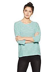 Cherokee by Unlimited Womens Cotton Pullover