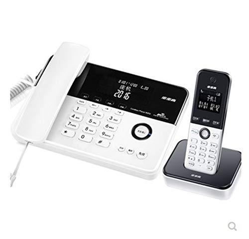 YYCHJU Teléfono con Cable Teléfono Home Office School Inalámbrico Inalámbrico Línea Fija