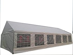 Shade Tree 20'x40' Heavy Duty, Fire Resistant, Event Tent w/Sidewalls - 500g/m2 PVC Fabric