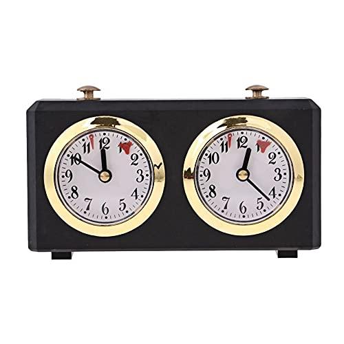MZY118 Temporizador de Relojes de ajedrez,Reloj de ajedrez Cuerda Duradera,Temporizador de Cuenta Regresiva Digital Temporizador de Juego