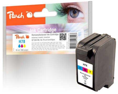 Peach Druckkopf color kompatibel zu HP No. 78, C6578D