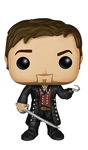 """Funko FUN5324 Once Upon A Time 5324 """"Pop Vinyl Hook Figure"""