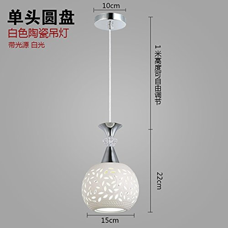 LuckyLibre Creative Moderne Mode Pendentif Luminaires