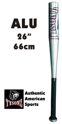 CI Outdoor Tysonz Baseball-Schläger 26 Zoll Aluminium