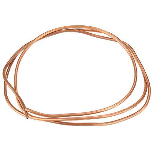 Tubo de cobre T2, tubo de bobina de cobre ID 5 mm...