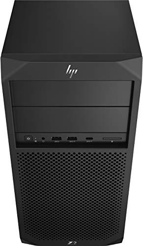 HP Z2 Tower G4 Workstation Intel i7-8700 2x4GB/nECC 256GB/SSD Intel UHD GFX 630 DVDRW W10PRO 64bit 3J. Gar. (DE)