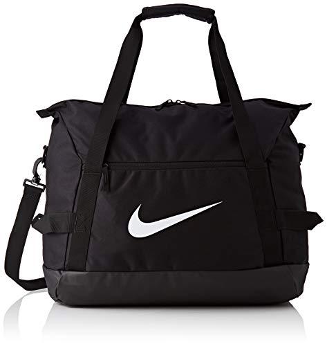 Nike NK ACDMY Team L Duff - SP20 Gym Bag - Black/(White), MISC