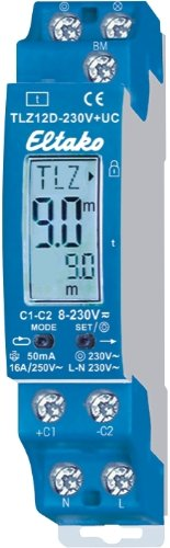 Preisvergleich Produktbild Eltako TLZ12D-230V+UC Treppenlicht-Zeitschalter