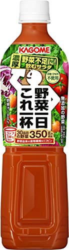 カゴメ 野菜一日これ一本 ペット720ml×15 [3499]
