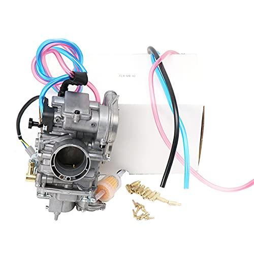 Original F/C/R 33 38 4 0mm carburador para una Motocicleta CRF150R CRF250 CRF450 XR250 para Kei & HI NCFR450 Carburador Accesorios para Motocicletas (Color : F-C-R 40mm)