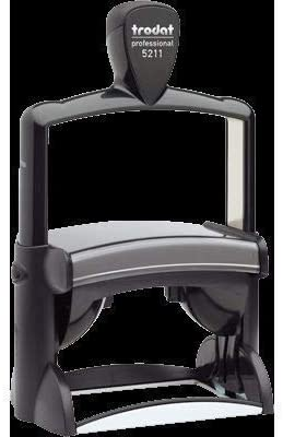 OFFicial shop Ranking TOP18 Trodat Self-Inking Text Stamp Line Professional 521112Ro