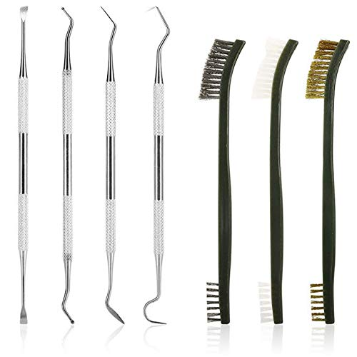 Accmor Gun Cleaning Tools Kit, Universal Gun Cleaner Set...