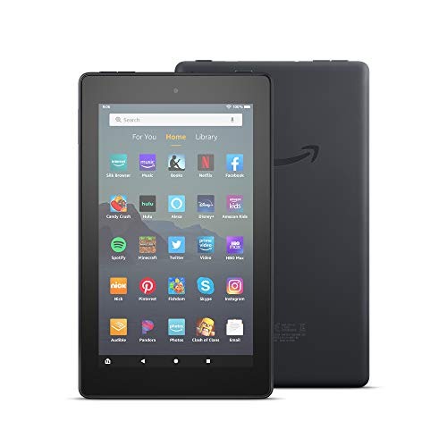 Fire 7 tablet (7' display, 16 GB) - Black