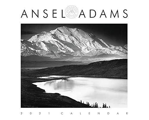 Ansel Adams 2021 Wall Calendar