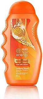 MAKARIZO マカリゾ Hair Energy ヘアエナジー ファイバーセラピー コンディショニングシャンプー 170ml Royal Jelly ロイヤルゼリー [海外直送品]