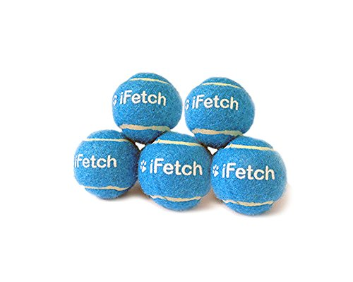 iFetch Mini Tennis Balls, Small