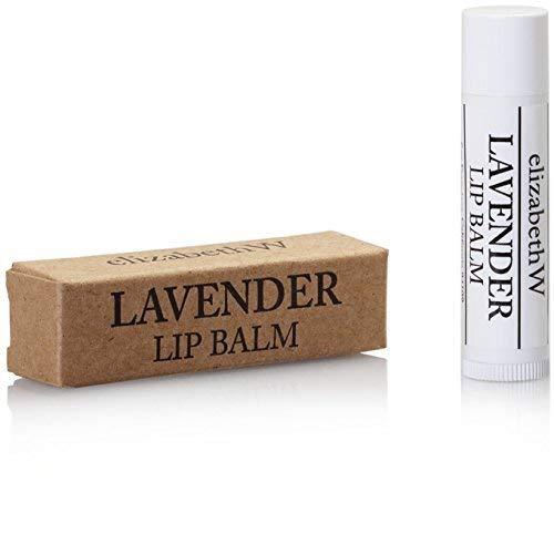 elizabethW Lavender Lip Balm