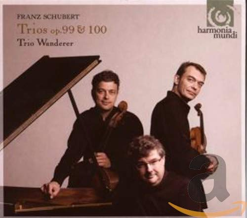 Piano Trios Opp.99 & 100 (2 CD)