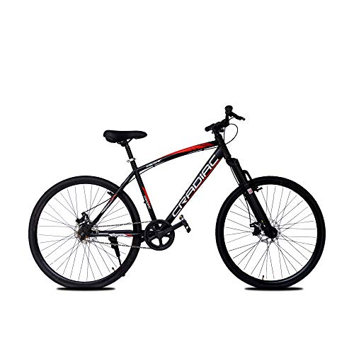 700C Hybrid Bicycle - CRADIAC Discover -Fully Fitted