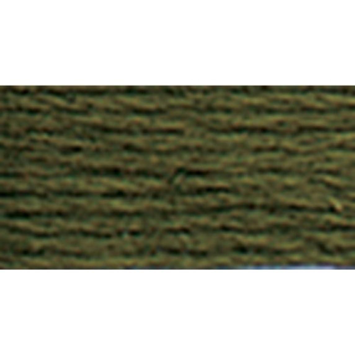 DMC 117-936 6 Strand Embroidery Cotton Floss, Very Dark Avocado Green, 8.7-Yard