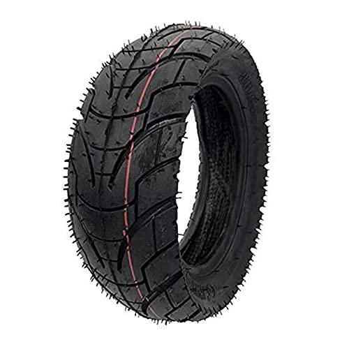 XCTLZG Neumáticos de 10 Pulgadas Resistentes al Desgaste, 80/65-6 para patineta eléctrica 10X3.0-6 Neumáticos de Carretera Tubos Interiores para