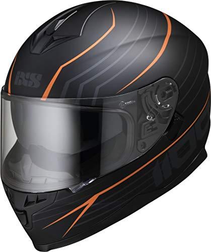 IXS 1100 2.1 Helm Schwarz/Orange XXL (63/64)
