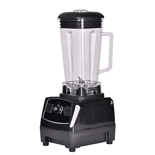 2200W BPA FREE 3HP 2L G5200 high power commercial home professional smoothies power blender food mixer juicer fruit processor,BLACK