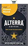 FLAVIA ALTERRA Coffee, House Blend, 20-Count Fresh Packs (Pack of 5)
