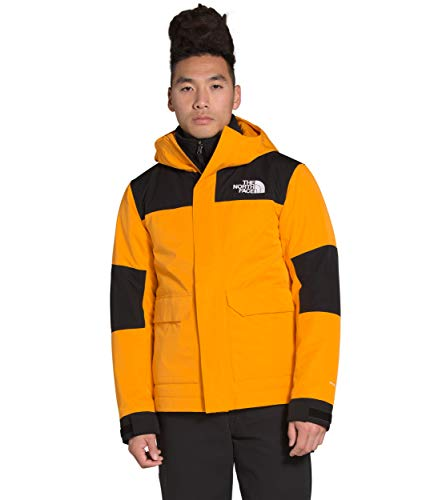 The North Face Men's Cypress Insulated Jacket, Summit Gold, L