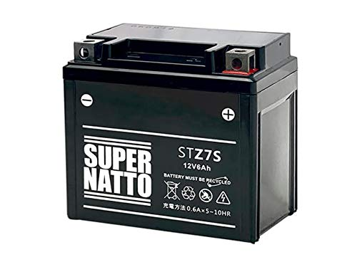 スーパーナット STZ7S シールド型■YTZ7S YTZ6 GT5-3 GT6B-3 FTZ7S FTZ5L-BS 互換 STZ7S