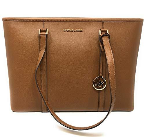 Michael Kors Sady Ladies Large Leather Tote Handbag 35T7GD4T7L230