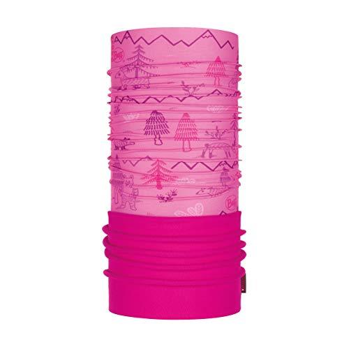 Buff Baby Woods Tubular Original Junior, Baby-Mädchen Einheitsgröße Pink
