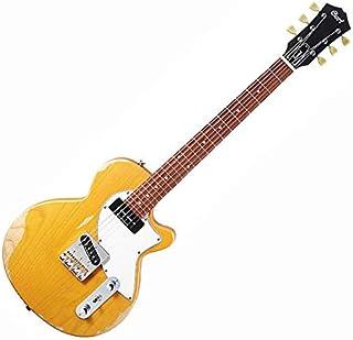 Cort Sunset TC Guitarra eléctrica Blanca Worn Rubio